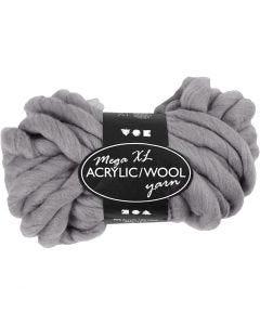 XL-Chunky-Garn aus Polyacryl/Wolle