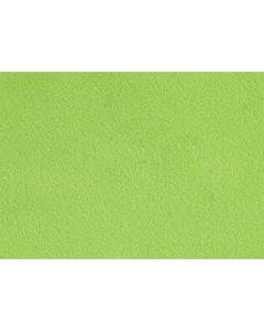 Bastelfilz, A4, 210x297 mm, Stärke: 1,5-2 mm, Hellgrün, 10 Bl./ 1 Pck.