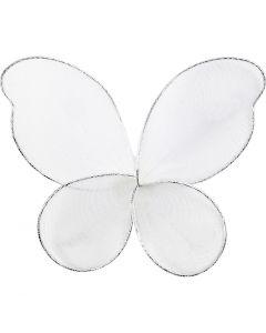 Engelflügel, Größe 7,5x5,5 cm, 6 Stck./ 1 Pck.