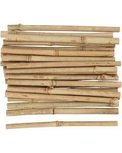 Bambusstock, L: 20 cm, Stärke: 8-15 mm, 30 Stck./ 1 Pck.