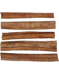 Zimtstangen, L: 7-8 cm, 5 Stck./ 1 Pck.