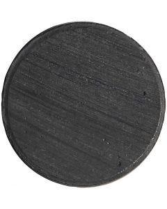 Magnete, D: 20 mm, Stärke: 3 mm, 50 Stck./ 1 Pck.