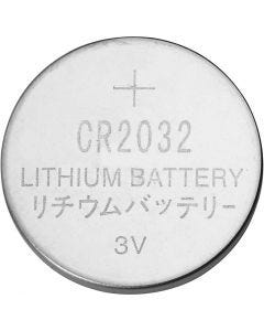 Batterien, D: 20 mm, 6 Stck./ 1 Pck.