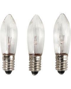 LED-Lämpchen, H: 45 mm, D: 15 mm, 3 Stck./ 1 Pck.