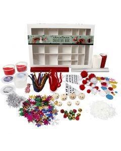 Kreativbox, Magische Weihnachten, 1 Set