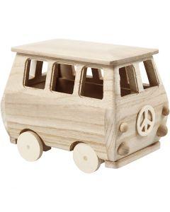 Minibus, Größe 17x10x13 cm, 1 Stck.