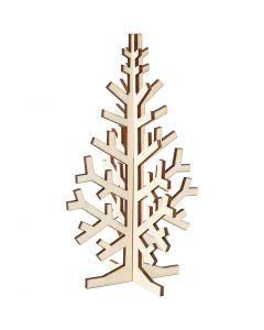 Weihnachtsbaum, H: 20 cm, B: 12 cm, 1 Stck.