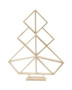 Weihnachtsbaum, H: 60 cm, B: 47 cm, 1 Stck.