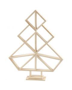 Weihnachtsbaum, H: 40 cm, B: 31 cm, 1 Stck.