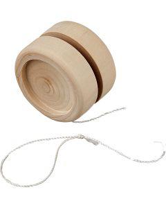 Yo-Yo, H: 3 cm, D: 5,0 cm, 1 Stck.