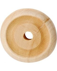 Rad, D: 24x8 mm, 8 Stck./ 1 Pck.