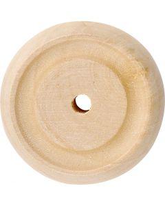 Rad, D: 30x10 mm, 40 Stck./ 1 Pck.