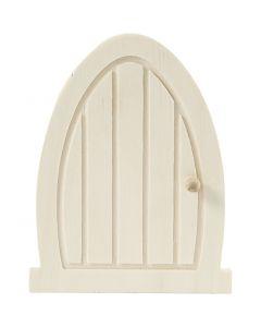 Tür, Größe 10x13x0,5 cm, 1 Stck.