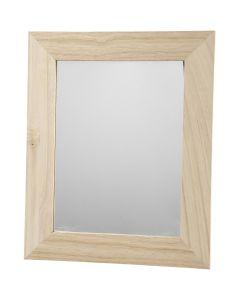 Spiegel, Größe 26x32 cm, 1 Stck.
