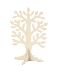 Baum, Größe 30x21,5 cm, 10 Stck./ 1 Pck.