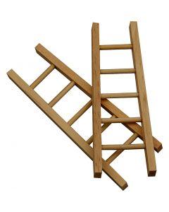 Leiter, Größe 10x3,5  cm, 6 Stck./ 1 Pck.