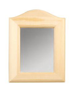 Spiegel, Größe 19x27x1,5 cm, 1 Stck.