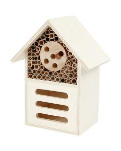 Insektenhotel, H: 18 cm, B: 14 cm, 1 Stck.