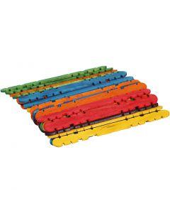 L: 11,4 cm, B: 10 mm, Sortierte Farben, 30 Stck./ 1 Pck.