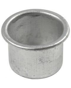 Kerzenhalter, H: 18 mm, D: 25 mm, Lochgröße 22 mm, 12 Stck./ 1 Pck.