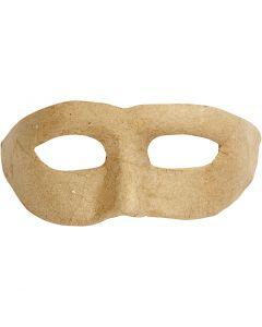 Zorro-Maske, H: 8 cm, B: 21 cm, 1 Stck.