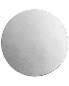 Metall-Ring, Rund, D: 20 mm, Stärke: 1,3 mm, Aluminium, 15 Stck./ 1 Pck.