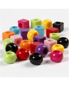 Multimix, Größe 11 mm, Lochgröße 7 mm, Sortierte Farben, 150 ml/ 1 Pck., 75 g