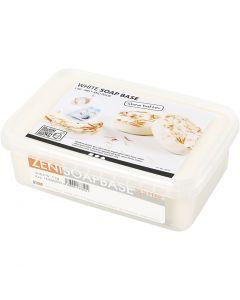 Sheabutter-Seifenbasis, Weiß, 1 kg