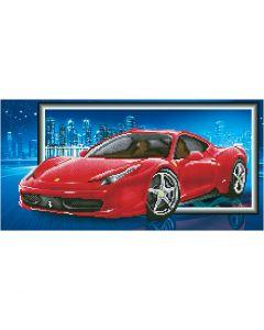 Diamond Dotz, Ferrari, Größe 40x50 cm, 1 Pck.