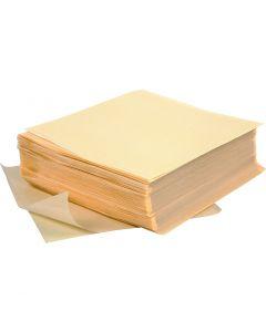 Fotoperlen-Klebefolie, Größe 15x15 cm, Transparent, 160 Bl./ 1 Pck.