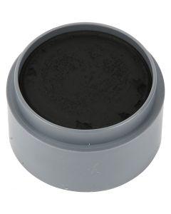 Grimas Gesichtsschminke, Schwarz, 15 ml/ 1 Dose