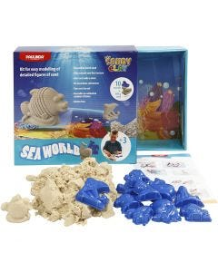 Sandy Clay, 1 Set