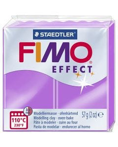 FIMO® Effect , Neonlila, 57 g/ 1 Pck.