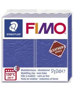 FIMO® Leder-Effekt, Indigo (309), 57 g/ 1 Pck.