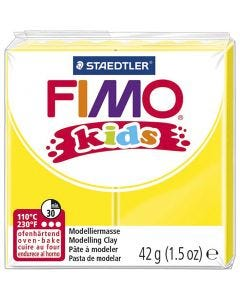 FIMO® Kids Clay, Gelb, 42 g/ 1 Pck.