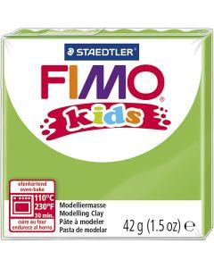 FIMO® Kids Clay, Hellgrün, 42 g/ 1 Pck.