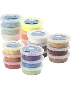 Foam Clay® , Sortierte Farben, 3x30 Pck./ 1 Pck.