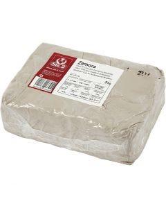 Steinzeug-Ton, Naturweiß, 5 kg/ 1 Pck.