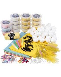 Silk Clay Bastelset für Schulklassen, 1 Set