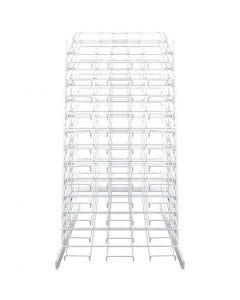 Papierständer mit Fuß, H: 900 mm, Tiefe 540 mm, A2, 420x600 mm, 1 Set