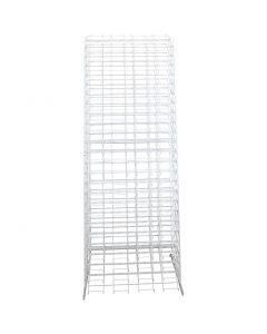 Papierständer mit Fuß, H: 1700 mm, Tiefe 540 mm, Größe 500x700 mm, 1 Set