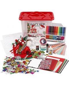 Hobbybox, Sortierte Farben, 1 Stck.