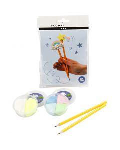 Mini Kreativ-Set, Bleistifte, 1 Set