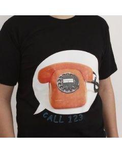 Transfer-Design auf T-Shirts
