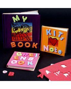 Mein Buchstaben-Buch