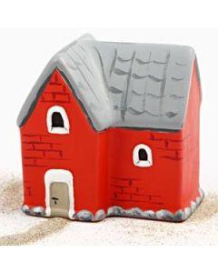 Ein Spardosen-Haus