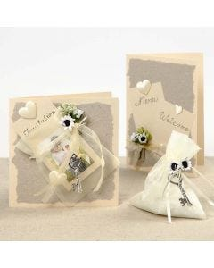 Romantische Hochzeitskarten