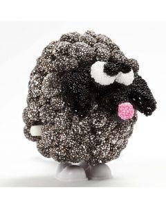 'Schwarzes Schaf' als bewegliche Figur