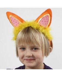 Ein Haarband mit Ohren