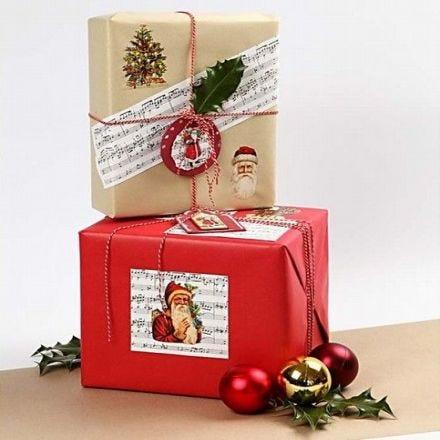 Geschenkanhänger / Tischkarten